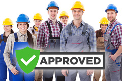 find local approved Denbighshire trades